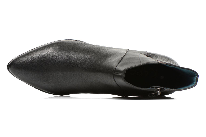 Stiefeletten & Boots Karston Penji schwarz ansicht von links