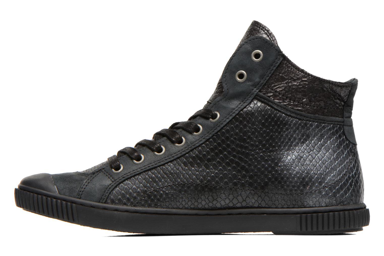 Sneakers Pataugas Bono/S Zwart voorkant