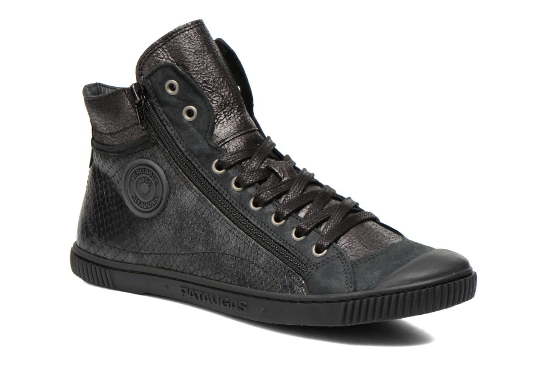 Sneakers Pataugas Bono/S Zwart detail