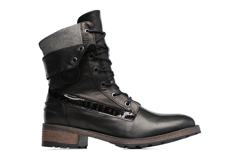 Bottines et boots Pataugas Deday Noir vue derrière