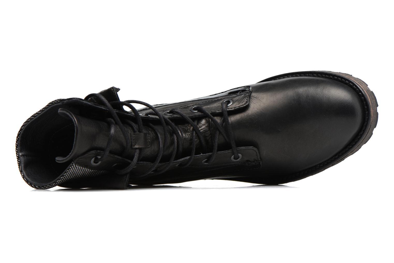 Boots en enkellaarsjes Pataugas Deday Zwart links