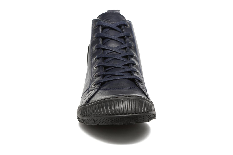 Baskets Pataugas RockerN Bleu vue portées chaussures