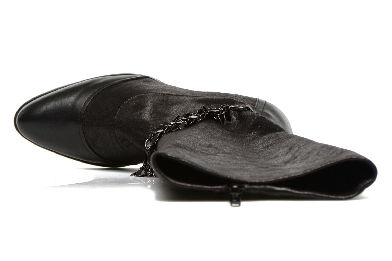 Stiefel Madison Arzeli schwarz ansicht von links