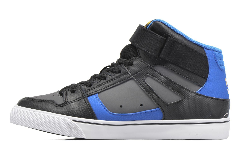 SPARTAN HIGH EV B Black / Blue / Grey