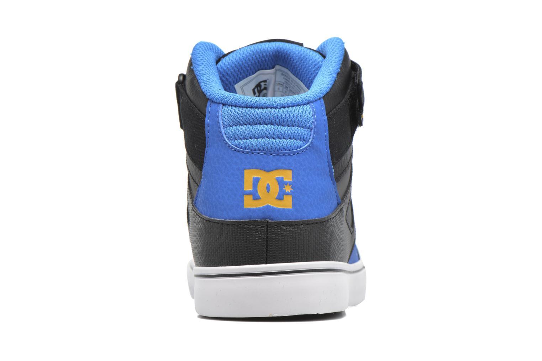 Baskets DC Shoes SPARTAN HIGH EV B Noir vue droite