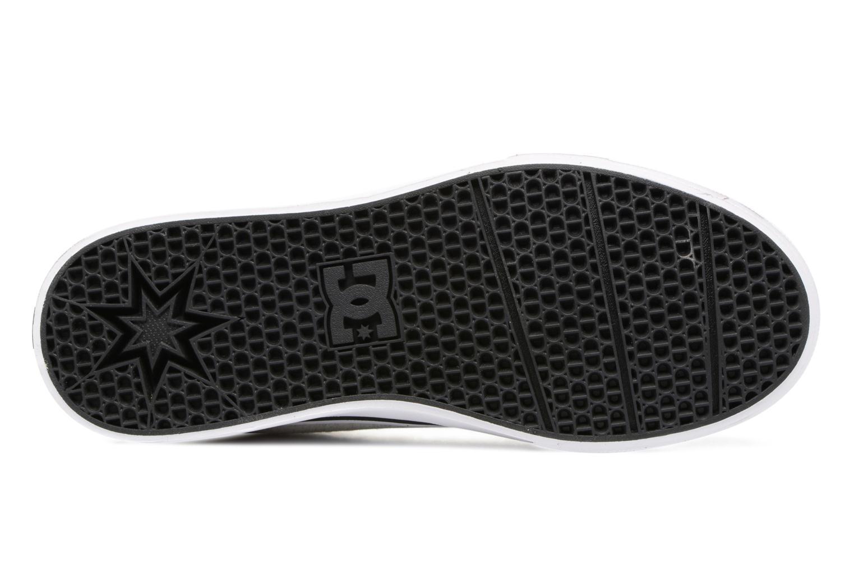 Deportivas DC Shoes TRASE TX Kids Negro vista de arriba
