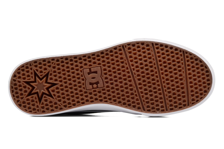 Baskets DC Shoes TRASE TX Kids Noir vue haut