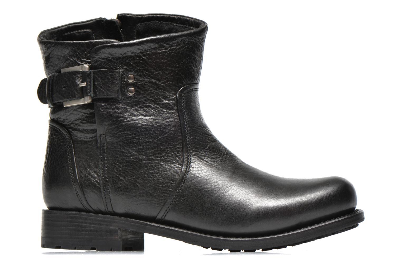 Bottines et boots Blackstone Boot Buckle Fur Noir vue derrière