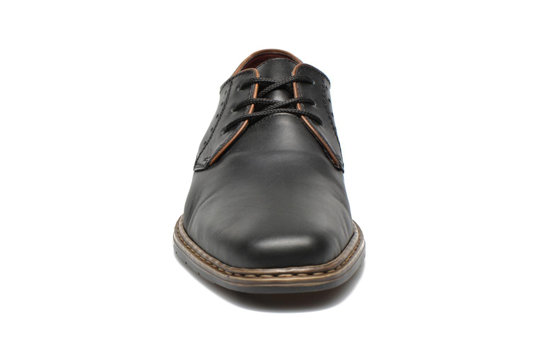 Chaussures à lacets Rieker Neo 10822 Noir vue portées chaussures