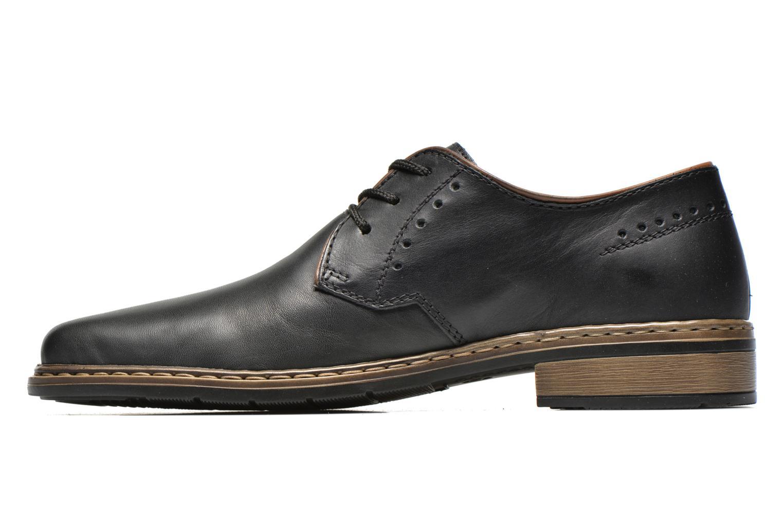 Chaussures à lacets Rieker Neo 10822 Noir vue face