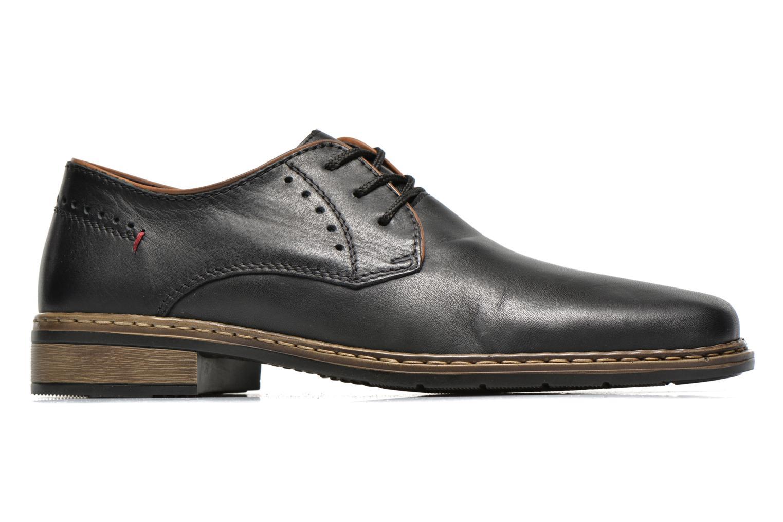 Chaussures à lacets Rieker Neo 10822 Noir vue derrière