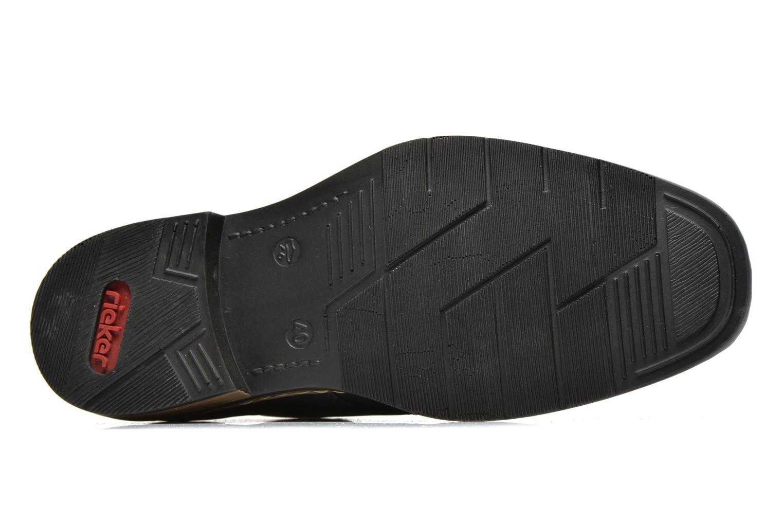 Chaussures à lacets Rieker Neo 10822 Noir vue haut
