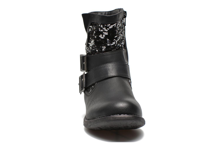 Bottines et boots Rieker Oula 97263 Noir vue portées chaussures