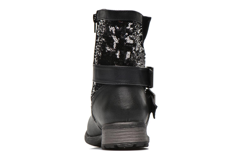 Bottines et boots Rieker Oula 97263 Noir vue droite