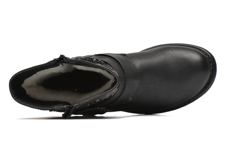 Bottines et boots Rieker Oula 97263 Noir vue gauche