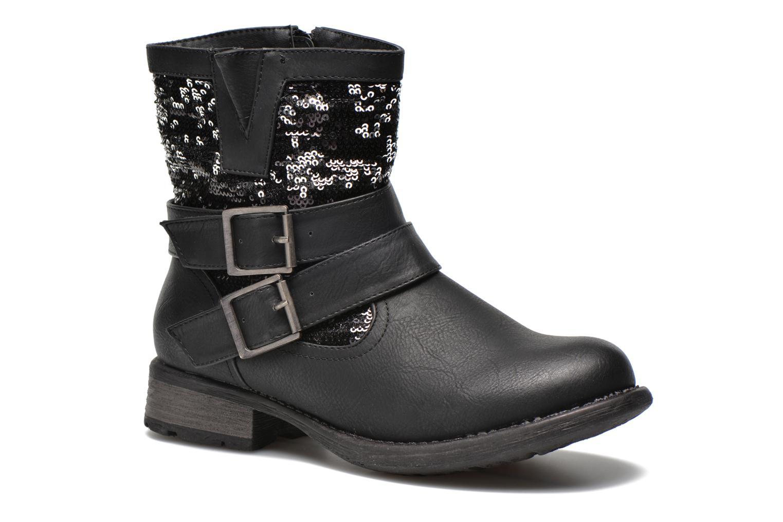 Bottines et boots Rieker Oula 97263 Noir vue détail/paire