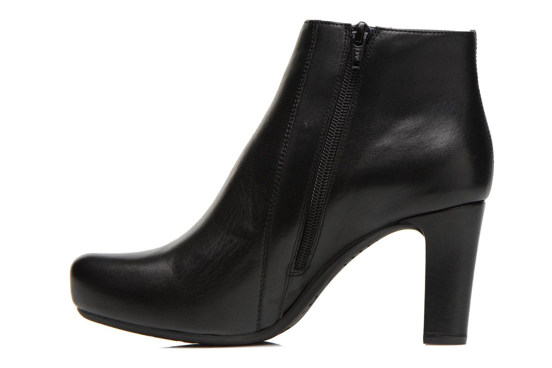 Bottines et boots Unisa Napur Noir vue face