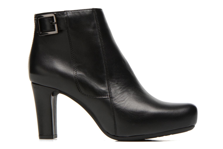 Bottines et boots Unisa Napur Noir vue derrière