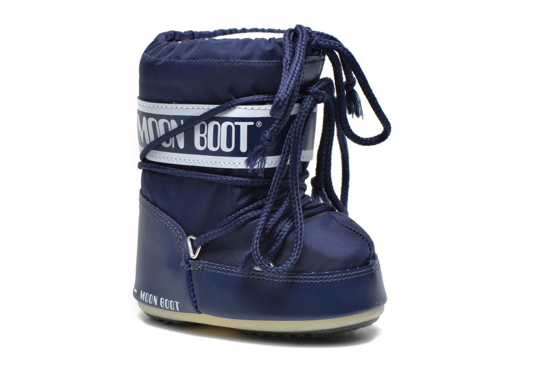 Moon Boot Mini Nylon Navy