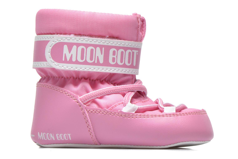 Stivali Moon Boot Moon Boot Crib Rosa immagine posteriore