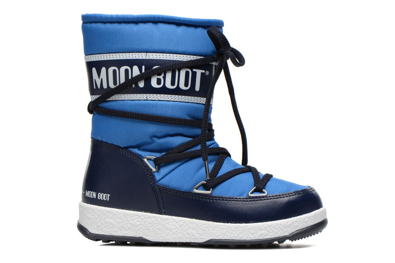 Moon Boot WE Sport Jr Azure Blue Navy