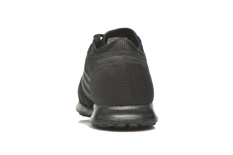 Baskets Adidas Originals Los Angeles Noir vue droite