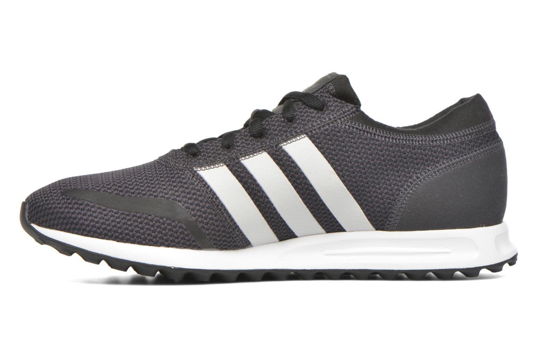 Sneakers Adidas Originals Los Angeles Zwart voorkant