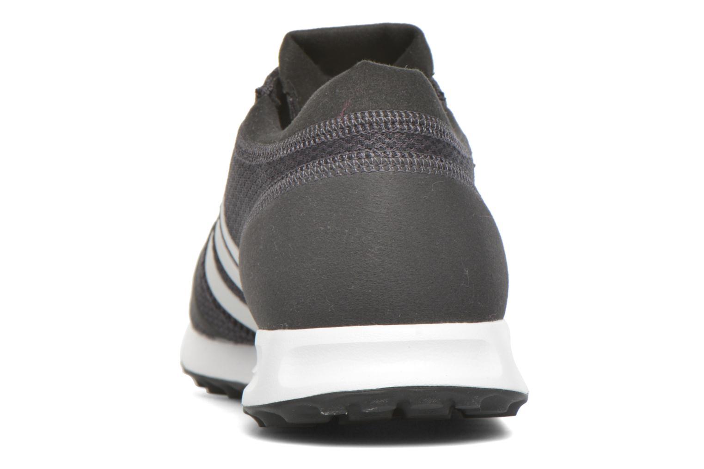Sneakers Adidas Originals Los Angeles Zwart rechts