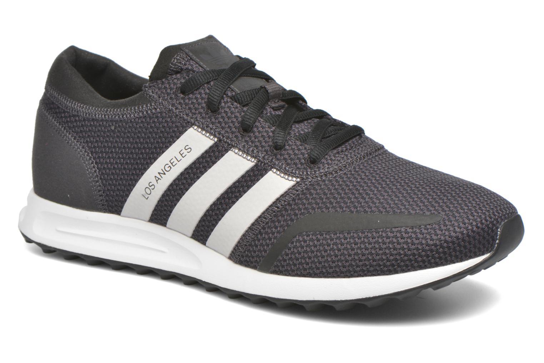 Sneakers Adidas Originals Los Angeles Zwart detail