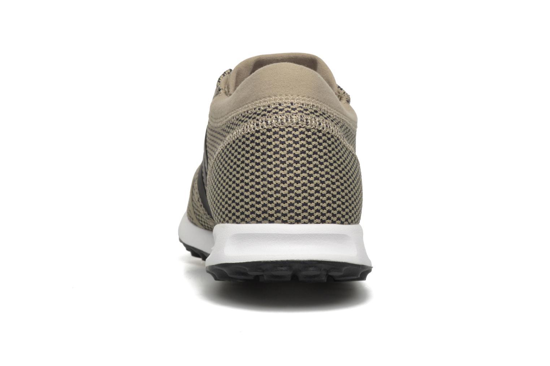 Sneakers Adidas Originals Los Angeles Groen rechts