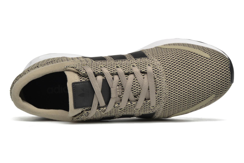 Sneakers Adidas Originals Los Angeles Groen links