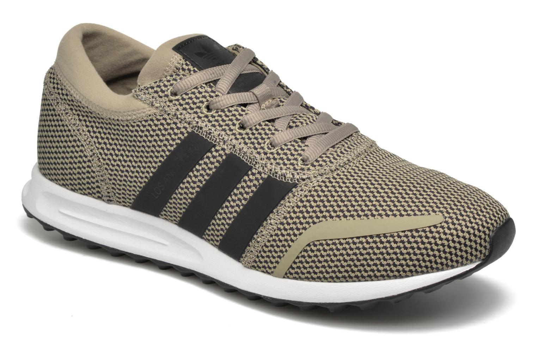 Sneakers Adidas Originals Los Angeles Groen detail
