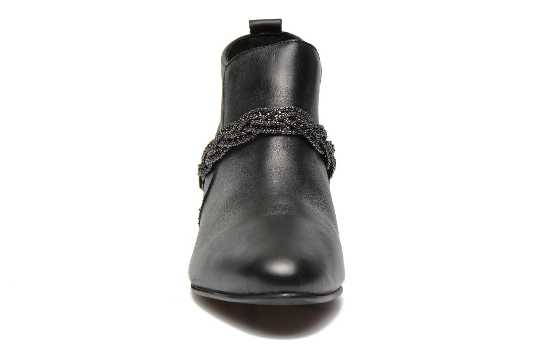 Bottines et boots Georgia Rose Lullueboot Noir vue portées chaussures