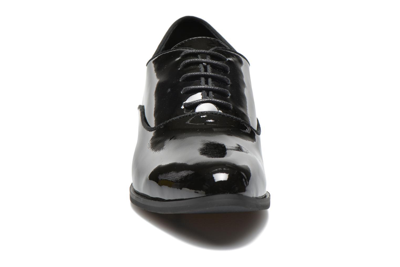 Chaussures à lacets Shoe the bear Gigi Noir vue portées chaussures