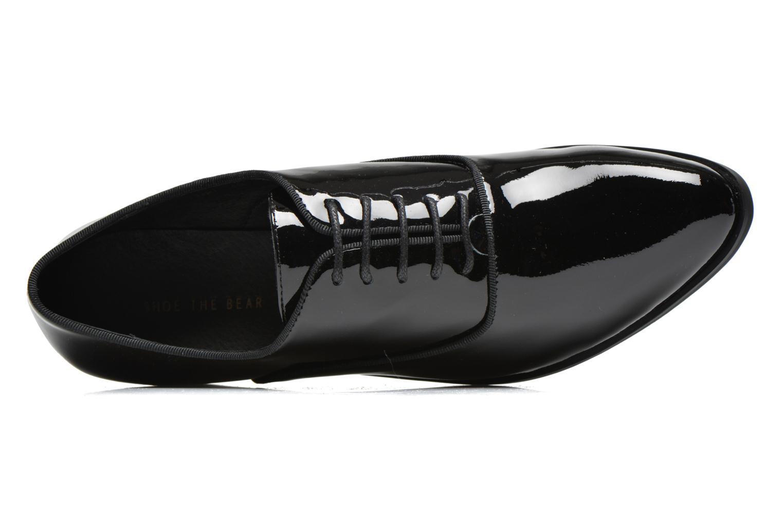 Chaussures à lacets Shoe the bear Gigi Noir vue gauche