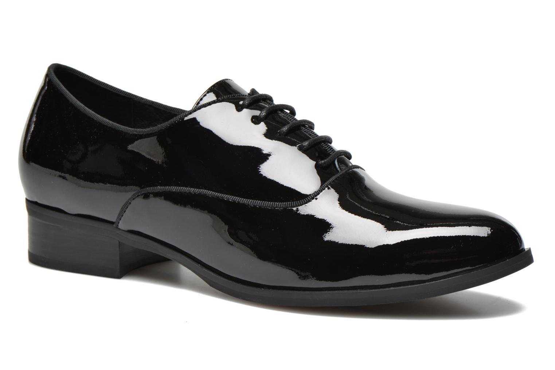 Chaussures à lacets Shoe the bear Gigi Noir vue détail/paire