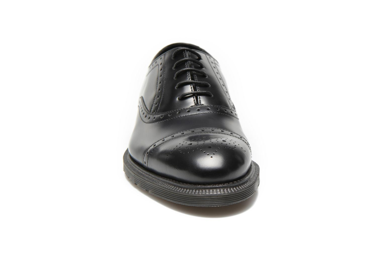 Chaussures à lacets Dr. Martens Morris Noir vue portées chaussures