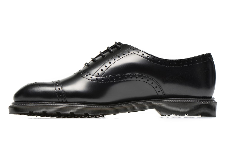 Chaussures à lacets Dr. Martens Morris Noir vue face