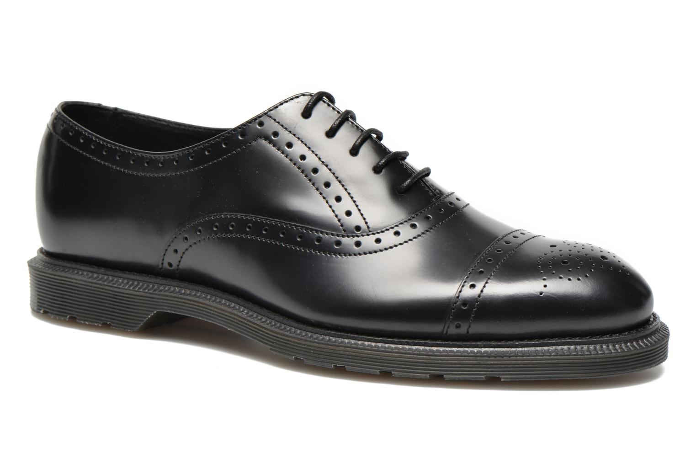 Morris black polished smooth