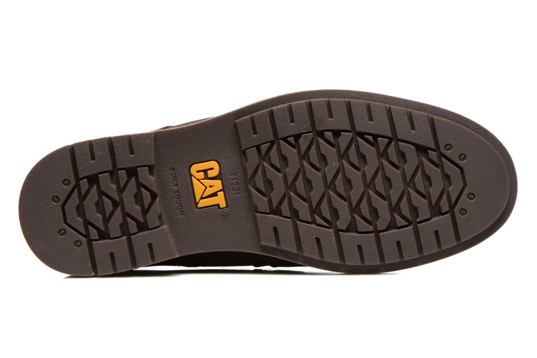 Stiefeletten & Boots Caterpillar Brock braun ansicht von oben