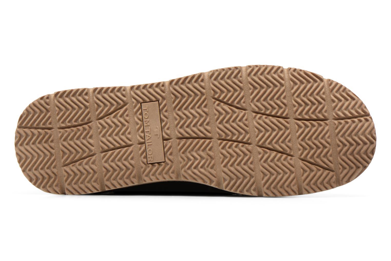 Stiefeletten & Boots Tom Tailor Ivoire schwarz ansicht von oben