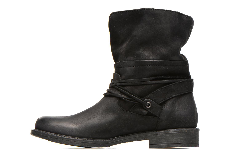 Bottines et boots Sweet Lemon L.8.Pistilo Noir vue face