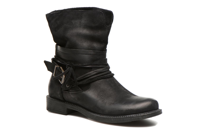 Bottines et boots Sweet Lemon L.8.Pistilo Noir vue détail/paire