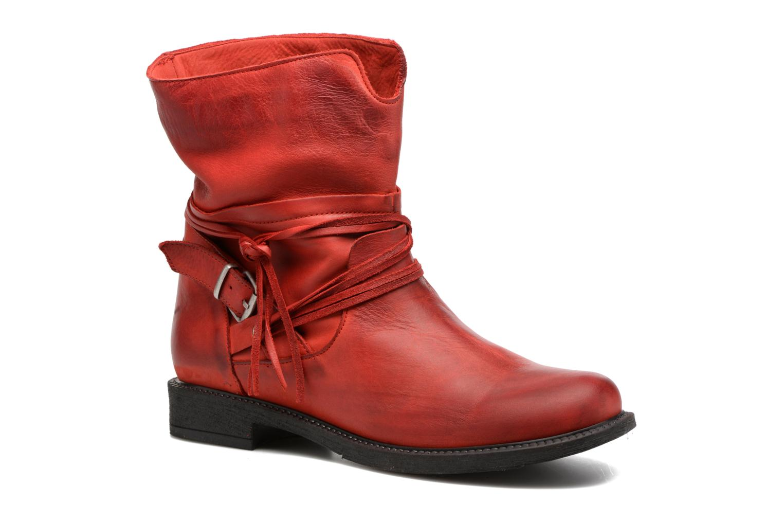 4bf257abfa319 ... Descuento Grandes descuentos últimos zapatos Sweet Lemon L.8.Pistilo  (Rojo) - Botines