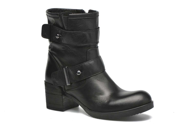Bottines et boots Sweet Lemon L.5.Enia Noir vue détail/paire