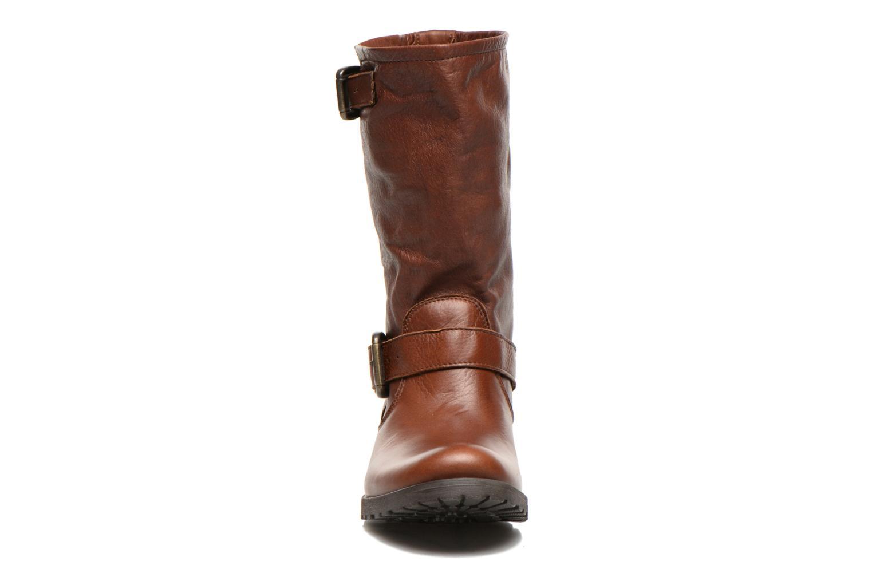 Bottines et boots Sweet Lemon L.5.Ecole Marron vue portées chaussures