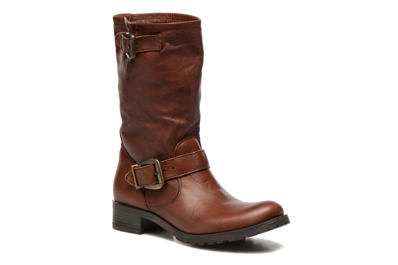 Bottines et boots Sweet Lemon L.5.Ecole Marron vue détail/paire