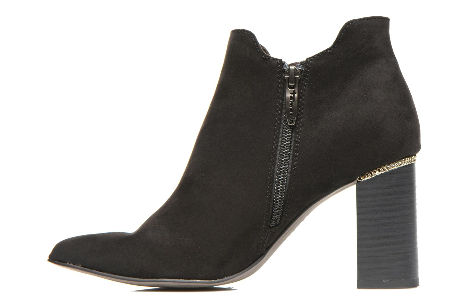 Ankle boots Tamaris Todepa Black front view