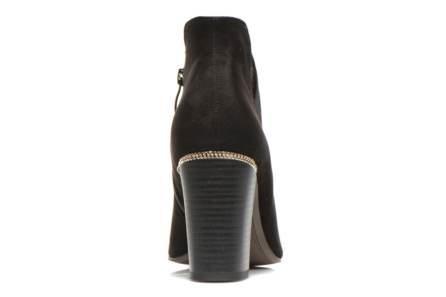 Ankle boots Tamaris Todepa Black view from the right