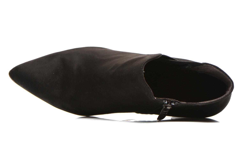 Bottines et boots Tamaris Todepa Noir vue gauche